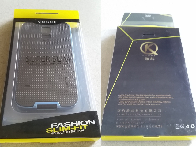 Spigen Neo Hybrid for Galaxy S5 偽物
